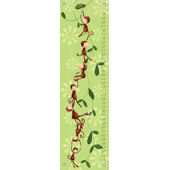 Canvas Monkeying Around Green Growth Chart
