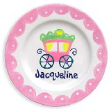 Coach Girl Personalized Plate