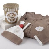 Sweet Dreamzzz A Pint of PJs Gift Set Chocolate
