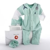 Big Dreamzzz Baby M.D. 2 Piece Layette Gift Set