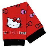 Hello Kitty Two Cute  Leg Warmers