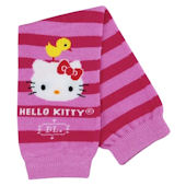 Hello Kitty Yikes Stripes  Leg Warmers