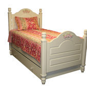 Country Cottage Jacqueline Bed