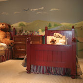 Country Cottage River Kids Bed