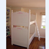 Country Cottage Sweetie Pie Bunkbed