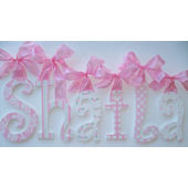 Shaila  Wooden Wall Letters
