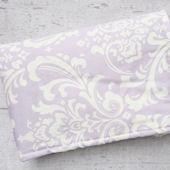 Caden Lane Sweet Lace Damask Lavander Blanket