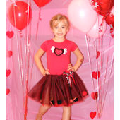 A Winged Heart  Pa Tutu Outfit