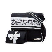 Danielle Elizabeth GREEN DE Messenger Diaper Bag