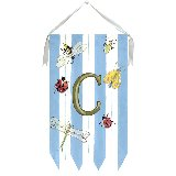 Bugs and Stripes Wall Hanging by Drooz Studio