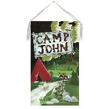 Happy Camper Wall Hanging by Drooz Studio
