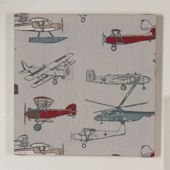 Glenna Jean Fly By Airplane Wall Hanging