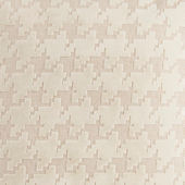 Glenna Jean Fly By Cream Houndstooth Fabric