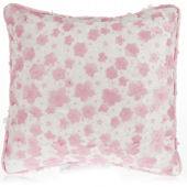Glenna Jean Secret Garden Floral Pillow