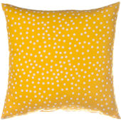 Glenna Jean Traffic Jam Dot Pillow