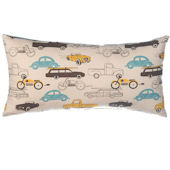 Glenna Jean Traffic Jam Print Rectangle Pillow
