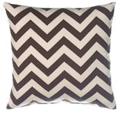 Glenna Jean Traffic Jam Zig Zag Pillow