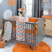 Glenna Jean Sweet Potato Rhythm Crib Set