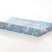 Glenna Jean Set Sail Changing Pad Cover