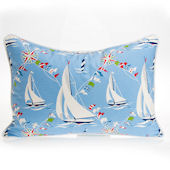 Glenna Jean Set Sail Small Pillow Sham