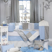 Glenna Jean Starlight Crib Set