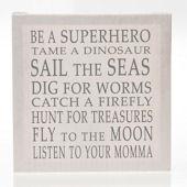 Glenna Jean Swizzle Super Hero Wall Art