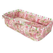Paisley 3pc Cradle Bedding Set