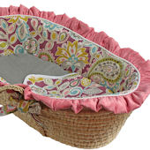 Hoohobbers Flirty Flowers Basket