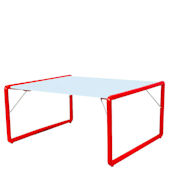 Red Gofer Table