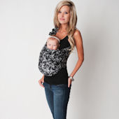 Hot Sling Silhouette Baby Sling