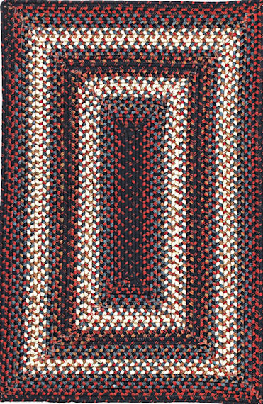 Home Spice Montgomery Outdoor Braided Rug
