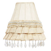 Jubilee Skirt Dangle Ivory Nightlight
