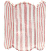 Jubilee Double Scallop Pink And White Nightlight