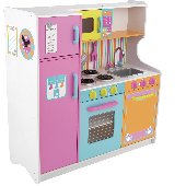 Big and Bright Play Kitchen
