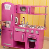 Bubblegum Kitchen