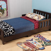 Charleston Toddler Bed Espresso