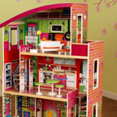 Designer Doll House