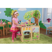 Kid Kraft Fairy Woodland Kitchen