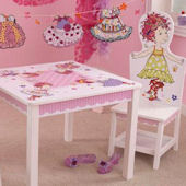 Fancy Nancy Table And Chairs