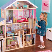 Majestic Mansion Doll House