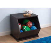 Kid Kraft Single Storage Unit Espresso