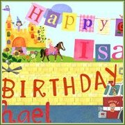 Personalized Birthday Banners