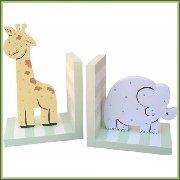 Children's Bookends & Bins