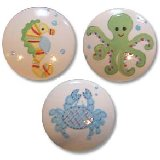 Boys Sea Creatures Drawer Knobs