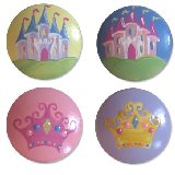 Castles and Crowns Drawer Knobs