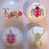 Garden Critters Drawer Knobs
