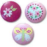 Spring Butterfly Drawer Knobs