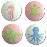 Under the Sea Drawer Knobs