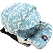 Nollie Robin Infant Car Seat Cover
