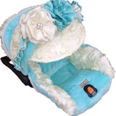 Nollie Tiffany Car Seat Cover